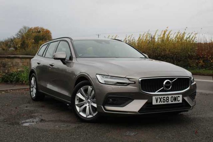 Volvo V60 II D4 Momentum Pro Automatic Front Assist Rear Camera